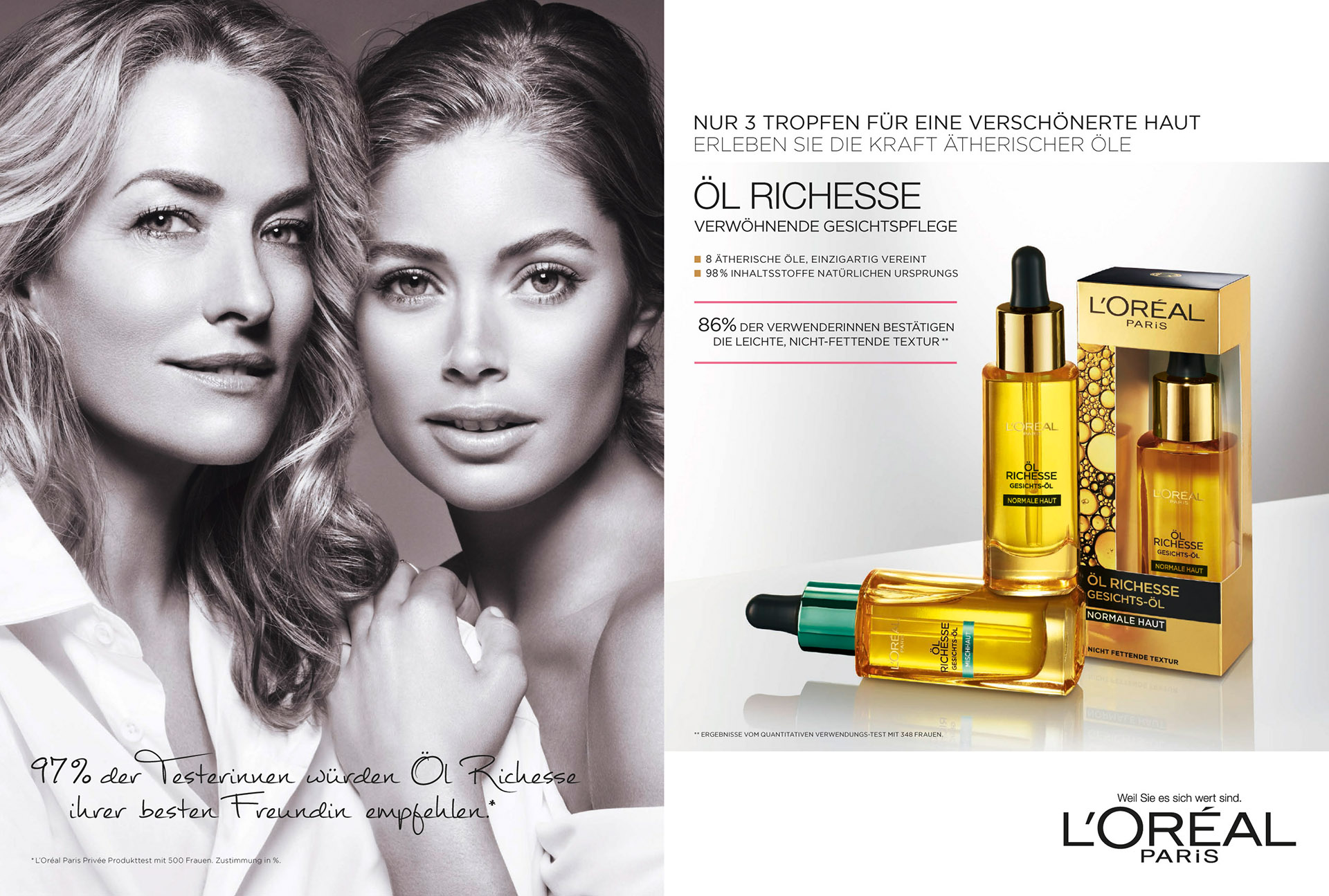 Loreal Paris Age Perfect - holger puhl