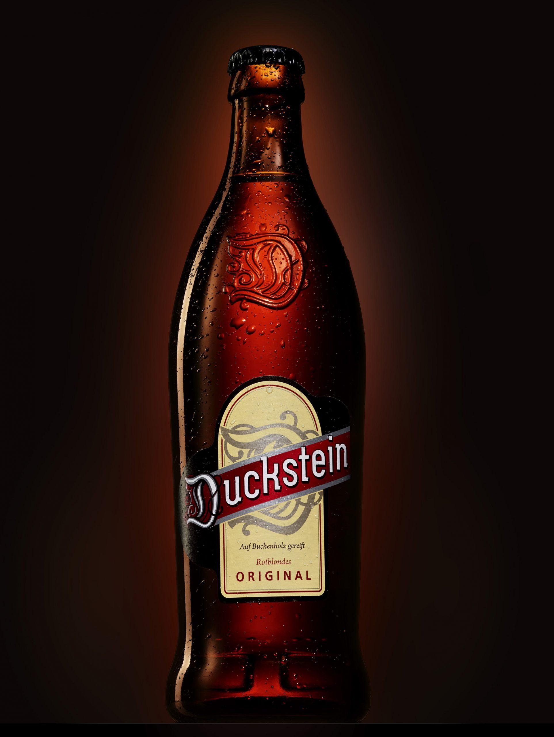 Duckstein beer Fotograf: Holger Puhl